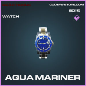 Aqua Mariner watch in Black Ops Cold War and Warzone