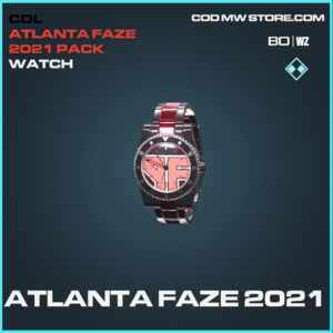 Atlanta Faze 2021 watch in Black Ops Cold War and Warzone
