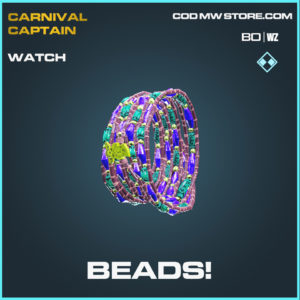 Beads! Watch in Black Ops Cold War and Warzone