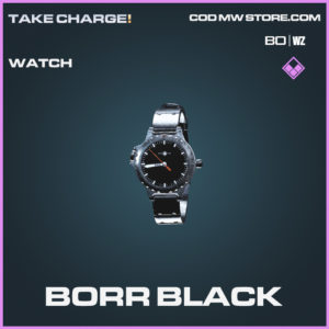 Borr Black watch in Cold War and Warzone