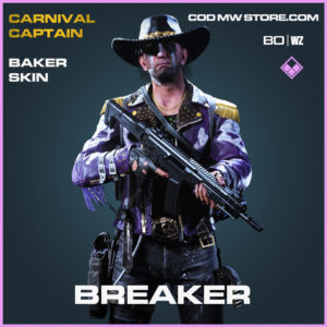 Breaker Baker Skin in Black Ops Cold War and Warzone