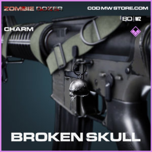 Broken Skull charm in Black Ops Cold War and Warzone