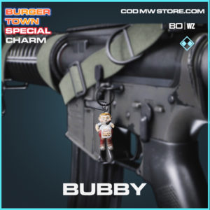 Bubby charm in COld War and Warzone