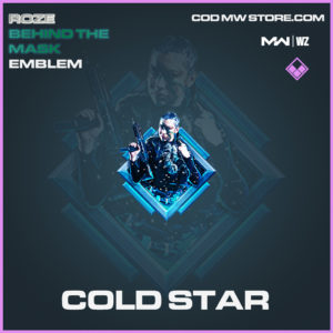 Cold Star emblem in Modern Warfare and Warzone