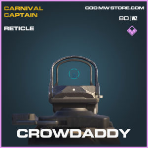 Crowdaddy Reticle in Black Ops Cold War and Warzone