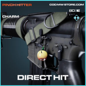 Direct Hit charm in Black Ops Cold War and Warzone