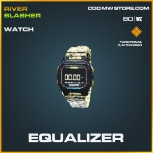 Equalizer wtach in Cold War and Warzone
