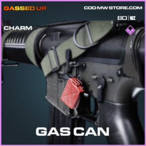 Gas Can charm in Black Ops Cold War and Warzone