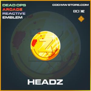 Headz emblem in Cold War and Warzone