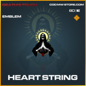 Heart String emblem in Black Ops Cold War and Warzone