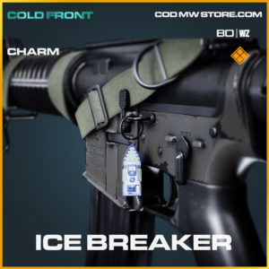 Ice Breaker Charm in Black Ops Cold War and Warzone