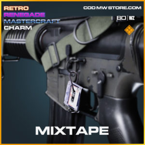 Mixtape charm in Black Ops Cold War and Warzone