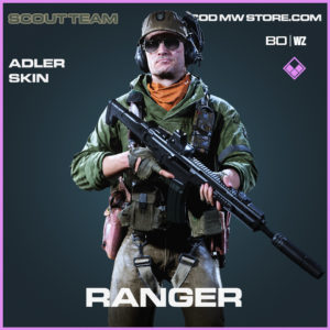Ranger Adler skin in Black Ops Cold War and Warzone