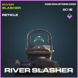 River Slasher reticle in Cold War and Warzone