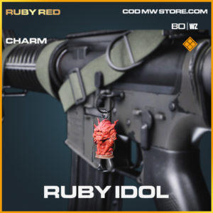 Ruby Idol charm in Cold War and Warzone