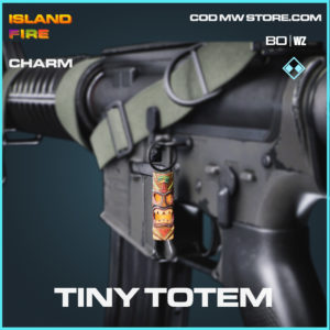 Tiny Totem charm in COld War and Warzone