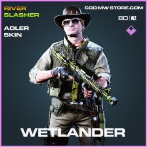 Wetlander Adler skin in Cold War and Warzone