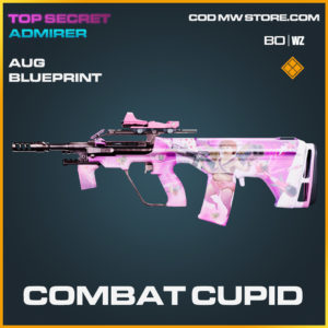 Combat cupid aug blueprint in Black Ops Cold War and Warzone