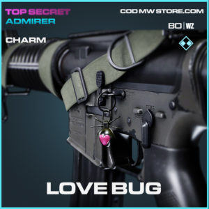 love bug charm in Black Ops Cold War and Warzone