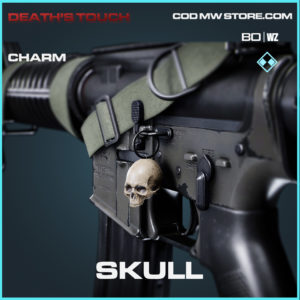 skull charm in Black Ops Cold War and Warzone