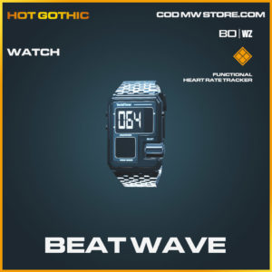 Beat Wave watch in Cold War and Warzone