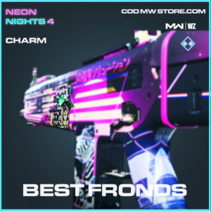 Best Fronds charm in Modern Warfare and Warzone