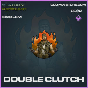 Double Clutch emblem in Cold War and Warzone