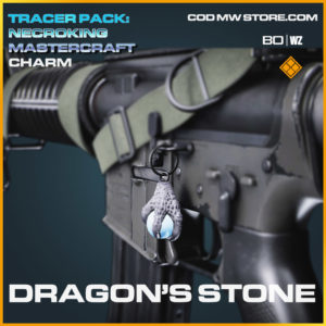 Dragon's Stone charm in Cold War and Warzone