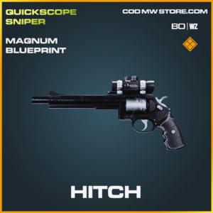 Hitch Magnum blueprint skin in Cold War and Warzone