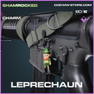 Leprechaun charm in Cold War and Warzone