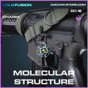 Molecular Structure charm in Cold War and Warzone
