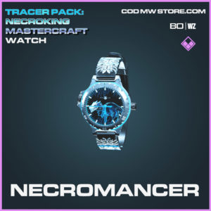 Necromancer Watch in Cold War and Warzone