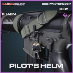 Pilot's Helm charm in Cold War and Warzone