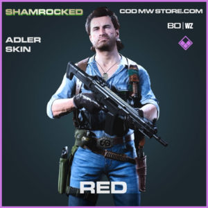 Red Adler skin in Cold War and Warzone