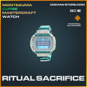 Ritual Sacrifice watch in Cold War and Warzone