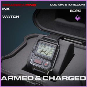 ARmed & Charged watch in Cold War and Warzone