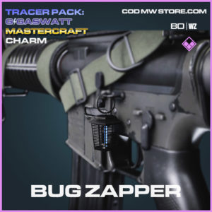 Bug Zapper charm in Cold War and Warzone
