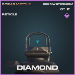 Diamond Reticle in Cold War and Warzone