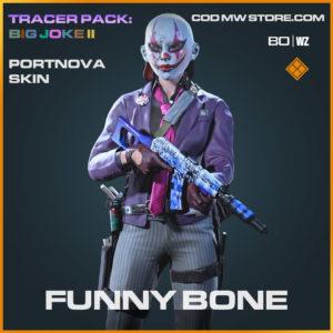 Funny Bone Portnova Skin in Cold War and Warzone
