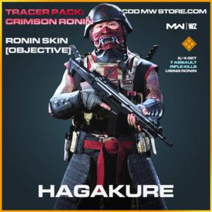 Hagakure Ronin Skin in Modern Warfare and Warzone