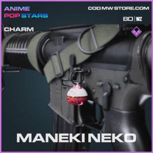 Maneki Neko charm in Cold War and Warzone