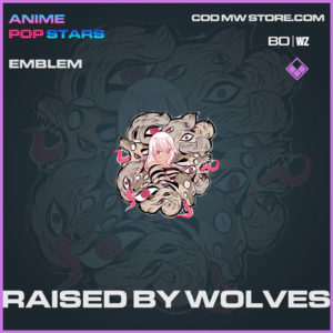 Raised By Wolves emblem in Cold War and Warzone