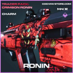 Ronin charm in Modern Warfare and Warzone