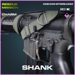 Shank charm in Cold War and Warzone