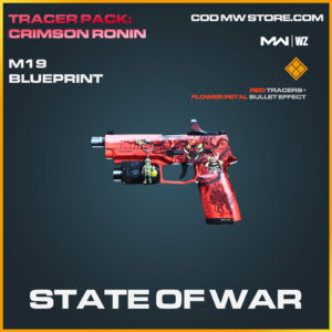 State of War M19 blueprint skin in Modern Warfare and Warzone