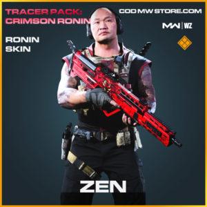 Zen Ronin Skin in Modern Warfare and Warzone