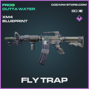 fly trap epic xm4 blueprint in Cold War and Warzone