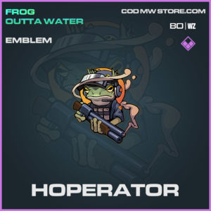 hoperator epic emblem in Cold War and Warzone