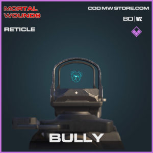 Bully Reticle in Cold War and Warzone