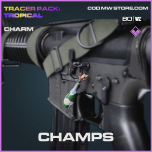 Champs charm in Cold War and Warzone